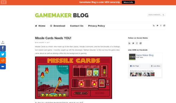 gamemakerblog