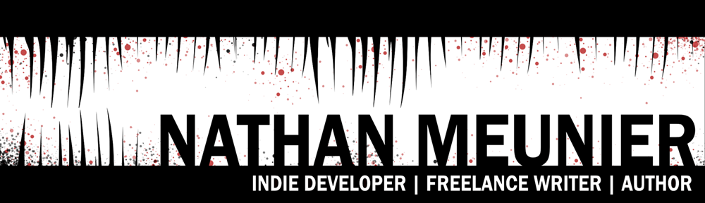 Nathan Meunier – Freelance Writer / Author / Indie Game Developer