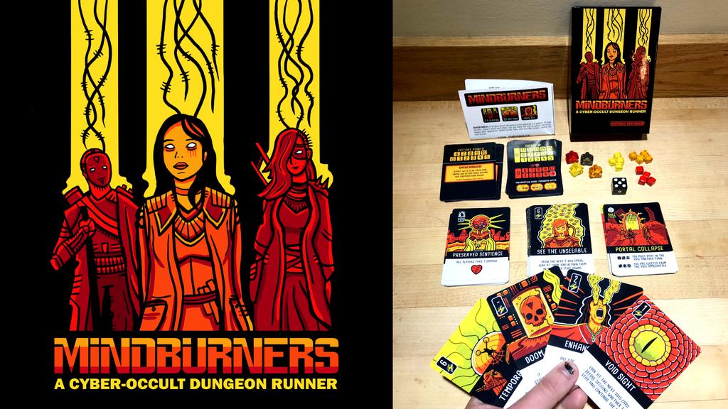 mindburners promo1